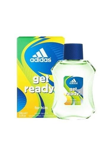 adidas Adidas Get Ready Bay Edt 100 Ml Renksiz